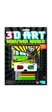 4m(フォーエム)3Dダイナソーワールド
