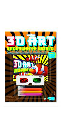 4m(フォーエム)3Dシーライフワールド