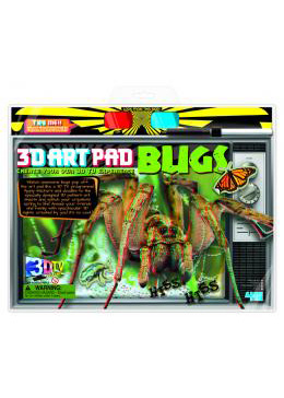4m(フォーエム)3Dブックシリーズ 昆虫