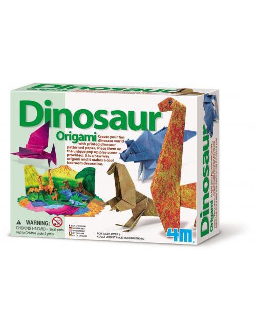 4m(フォーエム)おりがみ(恐竜)