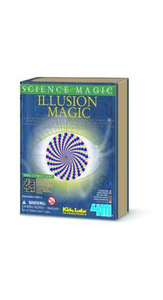 4m(フォーエム)サイエンスマジックシリーズ イリュージョンマジック