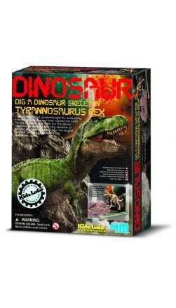 4m(フォーエム)発掘&組み立て ティラノサウルス