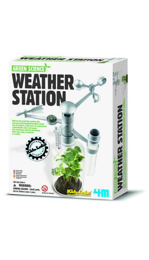 4m(フォーエム)気象観測ステーション