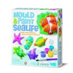 4m(フォーエム) モールド&ペイント海の生き物