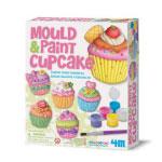 4m(フォーエム) モールド&ペイントカップケーキ