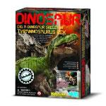 4m(フォーエム) 発掘&組み立て ティラノサウルス