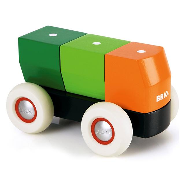 BRIO(ブリオ)マグネット式スタッキングトラック