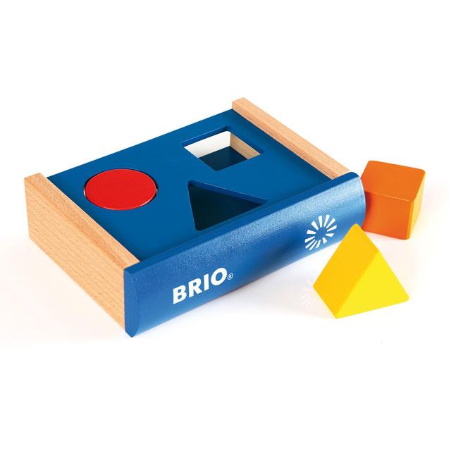 BRIO(ブリオ)形合わせブック