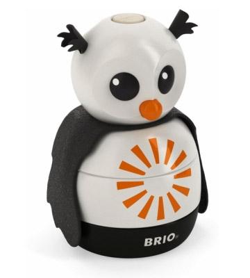BRIO(ブリオ)スタッキングフクロウ