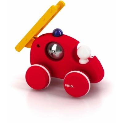 BRIO(ブリオ)プッシュトイ 消防車