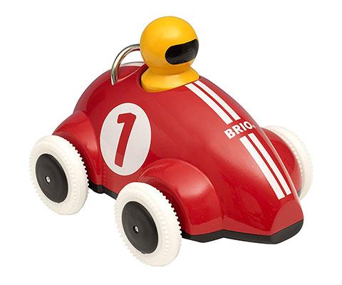 BRIO(ブリオ)プッシュ&ゴー レースカー