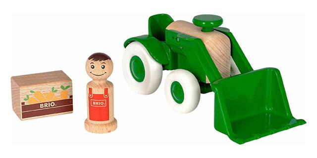 BRIO(ブリオ)ローダートラクター