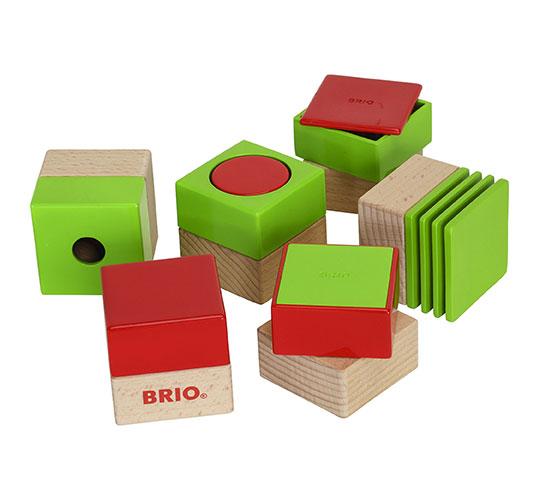 BRIO(ブリオ)アクティビティブロック