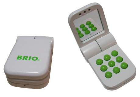 BRIO(ブリオ)マイファースト・モバイルフォン