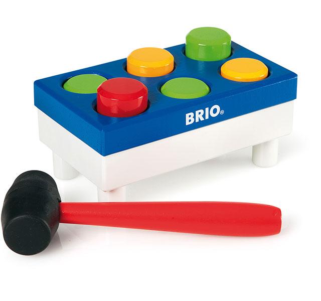 BRIO(ブリオ)びっくりハンマー