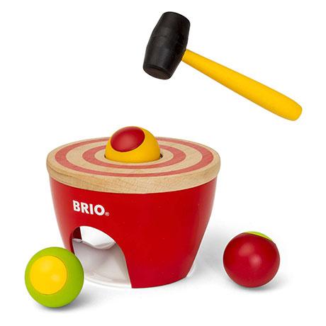 BRIO(ブリオ)ボールパウンダー