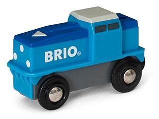 BRIO(ブリオ)カーゴバッテリートレイン