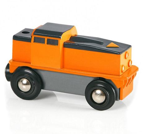 BRIO(ブリオ)バッテリーパワーカーゴトレイン