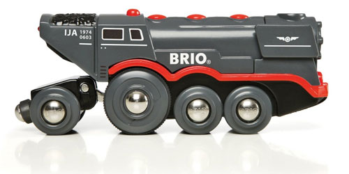 BRIO(ブリオ)バッテリーパワー・グレーエンジン