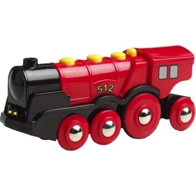 BRIO(ブリオ)マイティーアクション機関車