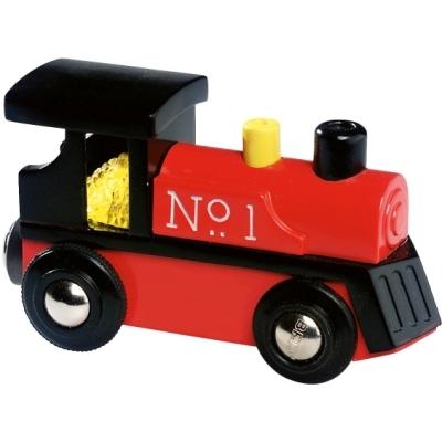 BRIO(ブリオ)ライト&サウンド付蒸気機関車