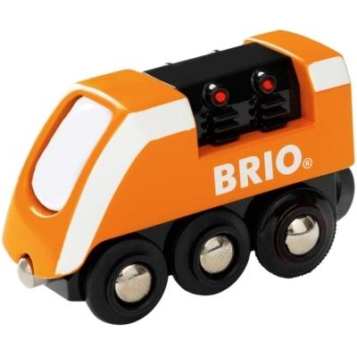 BRIO(ブリオ)ライト&サウンド付フラッシュワゴン