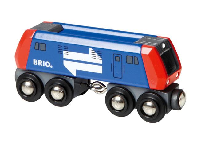 BRIO(ブリオ)貨物輸送エンジン
