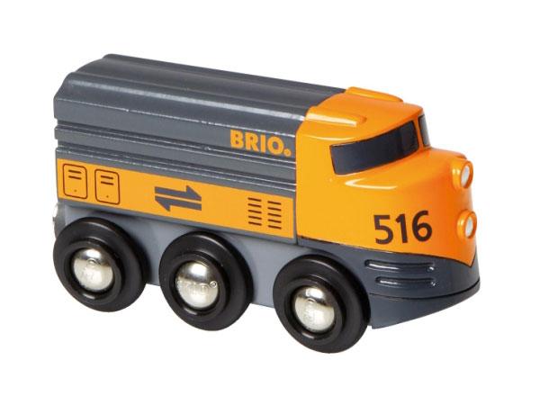 BRIO(ブリオ)ディーゼル貨物輸送エンジン