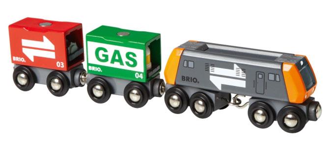 BRIO(ブリオ)貨物輸送トレイン