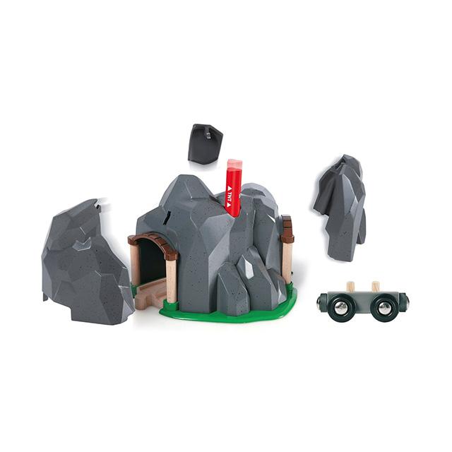 BRIO(ブリオ)ダイナマイトトンネル