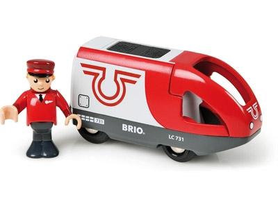 BRIO(ブリオ)バッテリパワートラベルエンジン