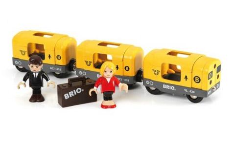 BRIO(ブリオ)メトロトレイン
