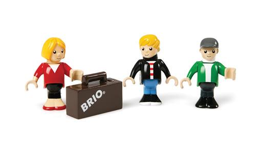 BRIO(ブリオ)トラベルファミリーパック