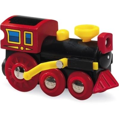 BRIO(ブリオ)ピストン式蒸気機関車