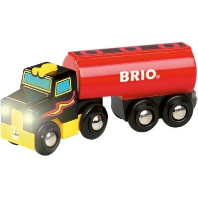 BRIO(ブリオ)ライト&サウンド付トラック