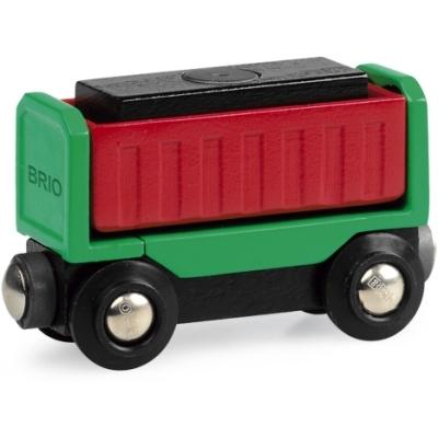 BRIO(ブリオ)ティッパーワゴンと荷物