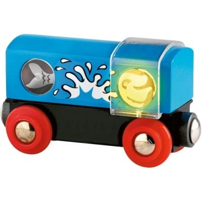 BRIO(ブリオ)ライト&サウンド付バブルワゴン