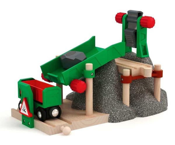 BRIO(ブリオ)採石機