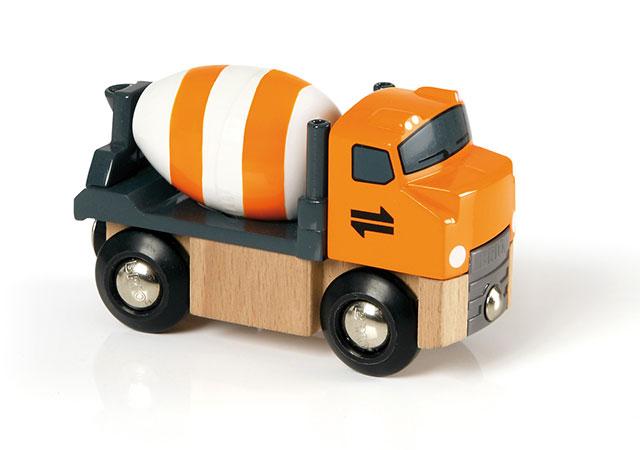 BRIO(ブリオ)セメントトラック