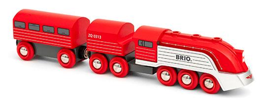 BRIO(ブリオ)ストリームライントレイン