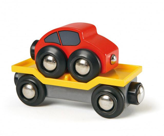 BRIO(ブリオ)カートランスポーター
