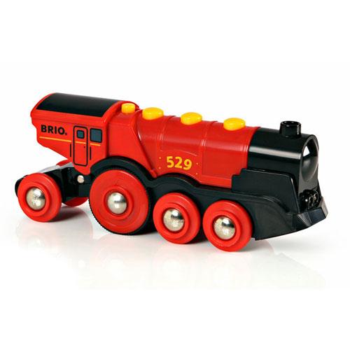 BRIO(ブリオ)ニューマイティーアクション機関車