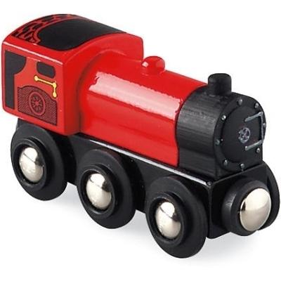 BRIO(ブリオ)赤い機関車