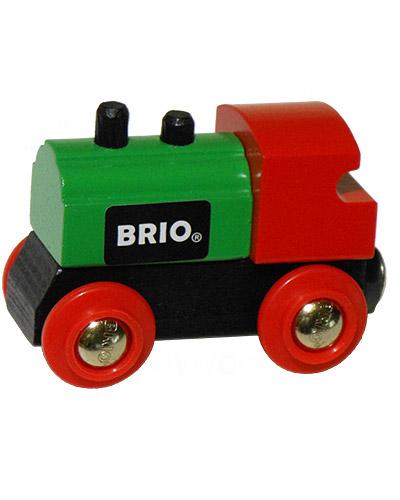 BRIO(ブリオ)クラシックBRIO機関車