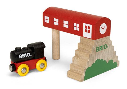 BRIO(ブリオ)クラシックステーション