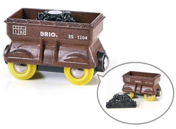 BRIO(ブリオ)石炭ワゴン