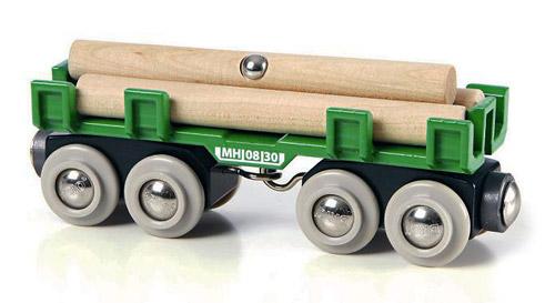 BRIO(ブリオ)木材輸送ワゴン