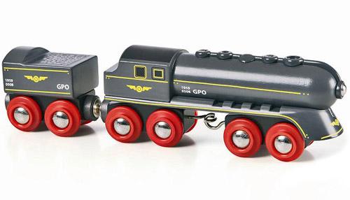 BRIO(ブリオ)黒い特急列車