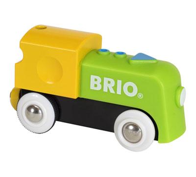 BRIO(ブリオ)マイファーストバッテリーパワー機関車
