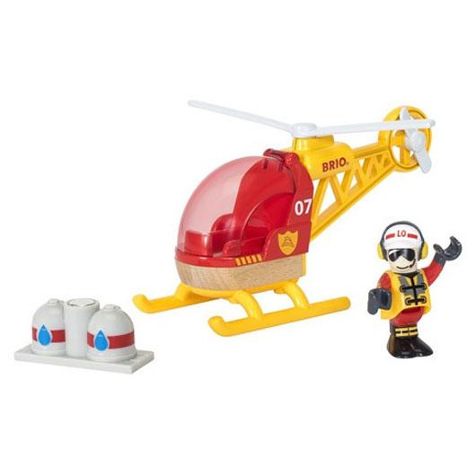 BRIO(ブリオ)レスキューヘリコプター